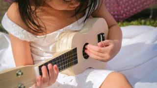 幼児の音楽レッスン