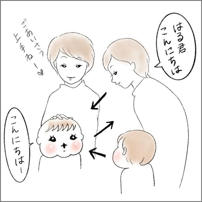 子供が挨拶するようになる方法