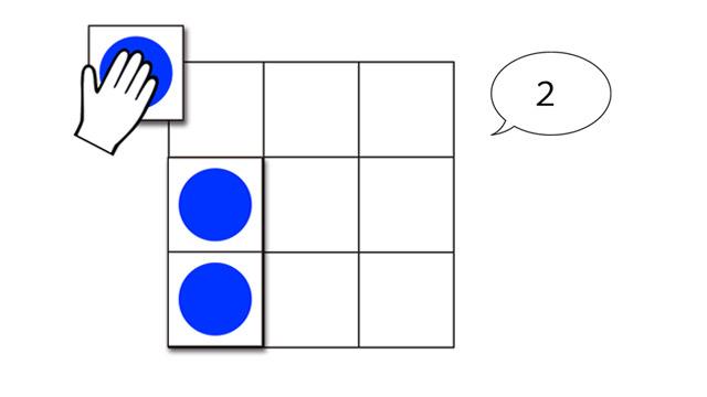 ドット棒の使い方_引き算2