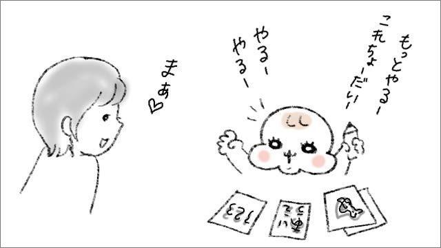 幼児の学習意欲