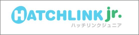 子供オンライン英会話_ハッチリンクジュニアロゴ