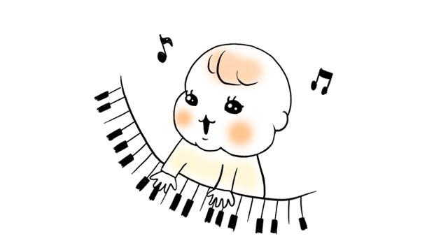 幼児の絶対音感トレーニング