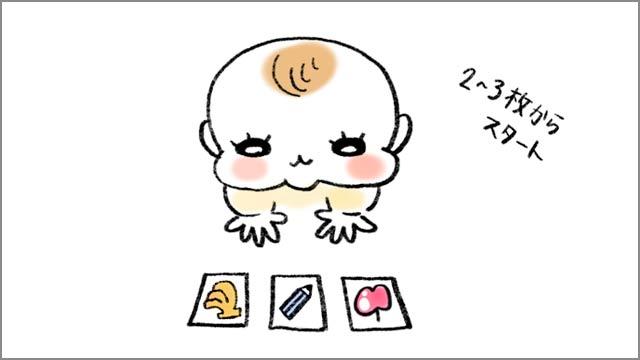 幼児の記憶力トレーニング方法1