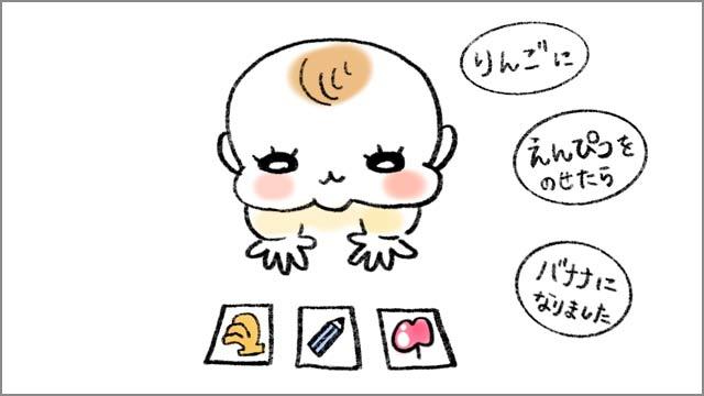 幼児の記憶力トレーニング方法2