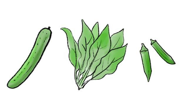 野菜の農薬の落とし方