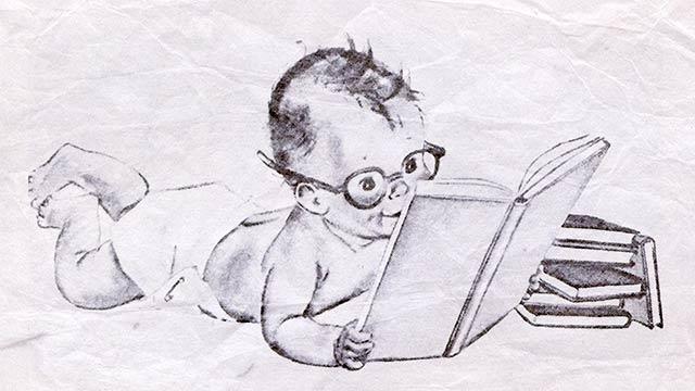 赤ちゃんのトレーニング