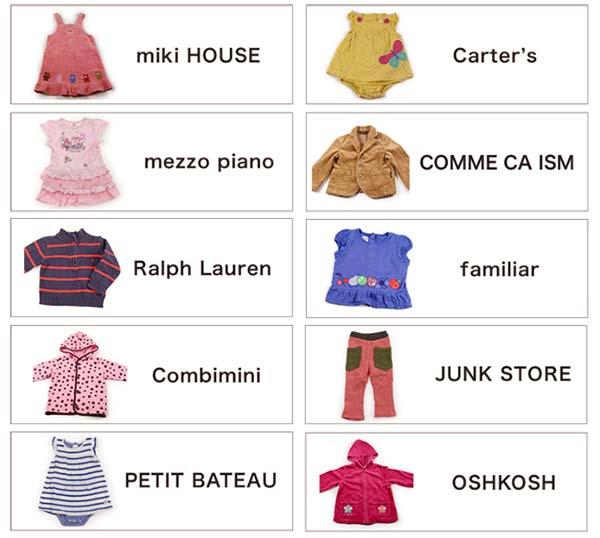 子供服が安い、かわいいネットショップ1