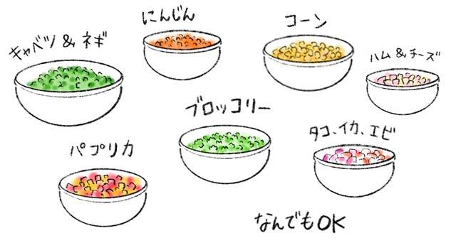 野菜食べない子も食べるレシピ1