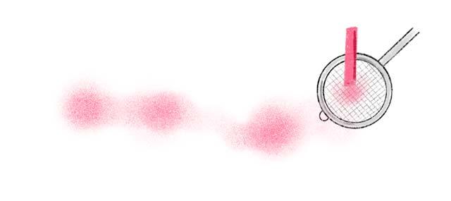 子供向けパステルアート・描き方4