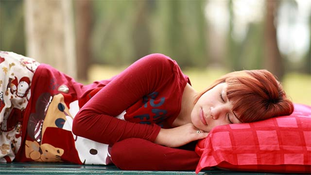育児の息抜きは寝ること