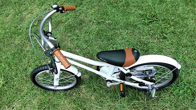 3歳〜4歳におすすめの自転車